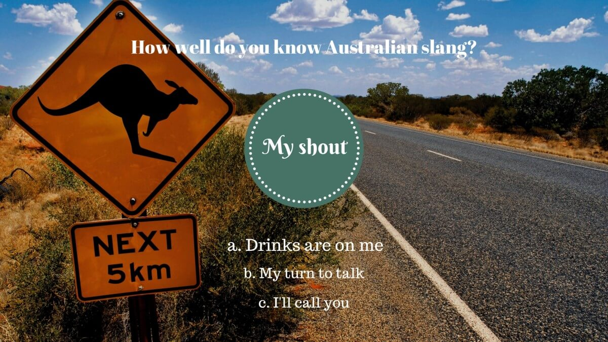 2 – Was bedeutet «my shout» in Australien?