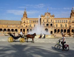 Andalusisches Flair in Sevilla