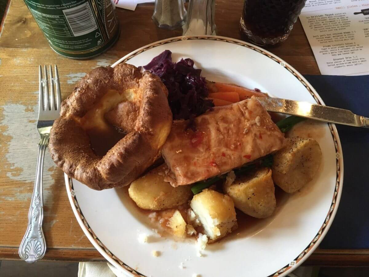 Sunday Roast – ein Muss in London