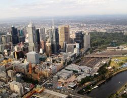 How time flies – in Melbourne!