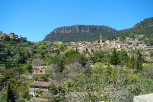 Le village pittoresque de Valldemosa