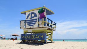 """Welcome to Miami, """"THE"""" beach city"""