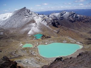 Parc national Tongariro, ou Mordor...