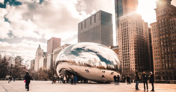 The Bean, la star de Chicago